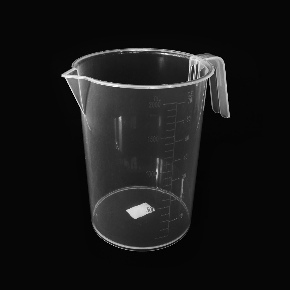 Plastic Measuring Jug 2000 ml.
