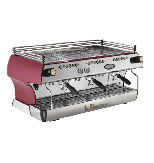 La Marzocco FB/80 AV 3 Gr. [Metallic Red]