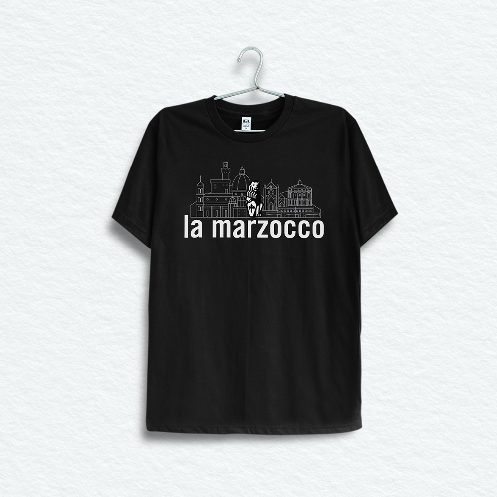 T-Shirt La Marzocco with Florence