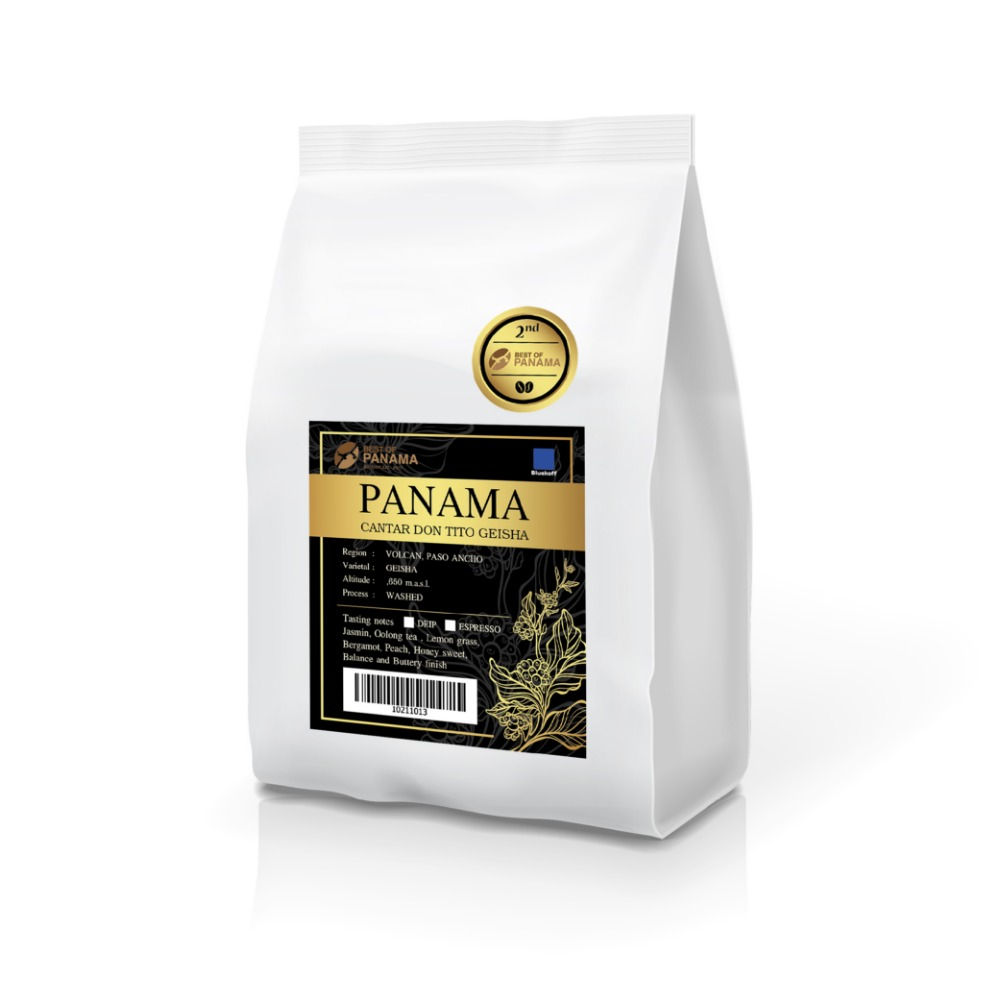 Best of Panama Geisha Cantar Don Tito Washed 2018 (250 g.)