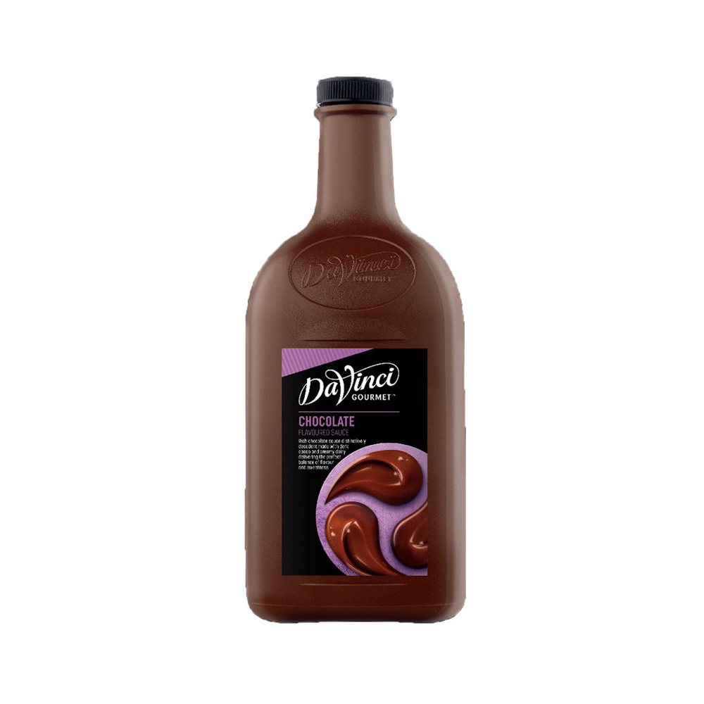 Davinci Chocolate Sauce [2 L.]