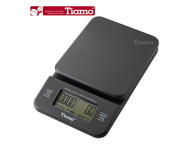 Tiamo Digital Scale with Timer
