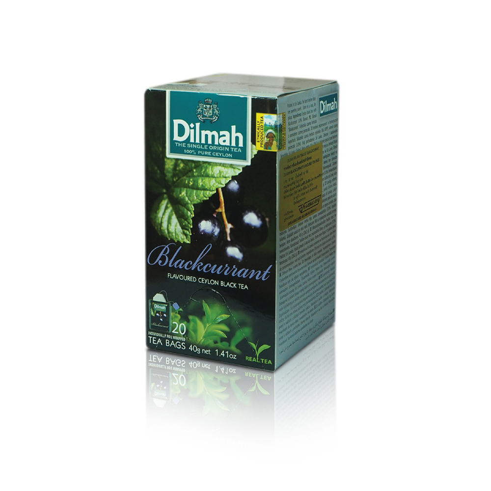 Dilmah Blackcurrant