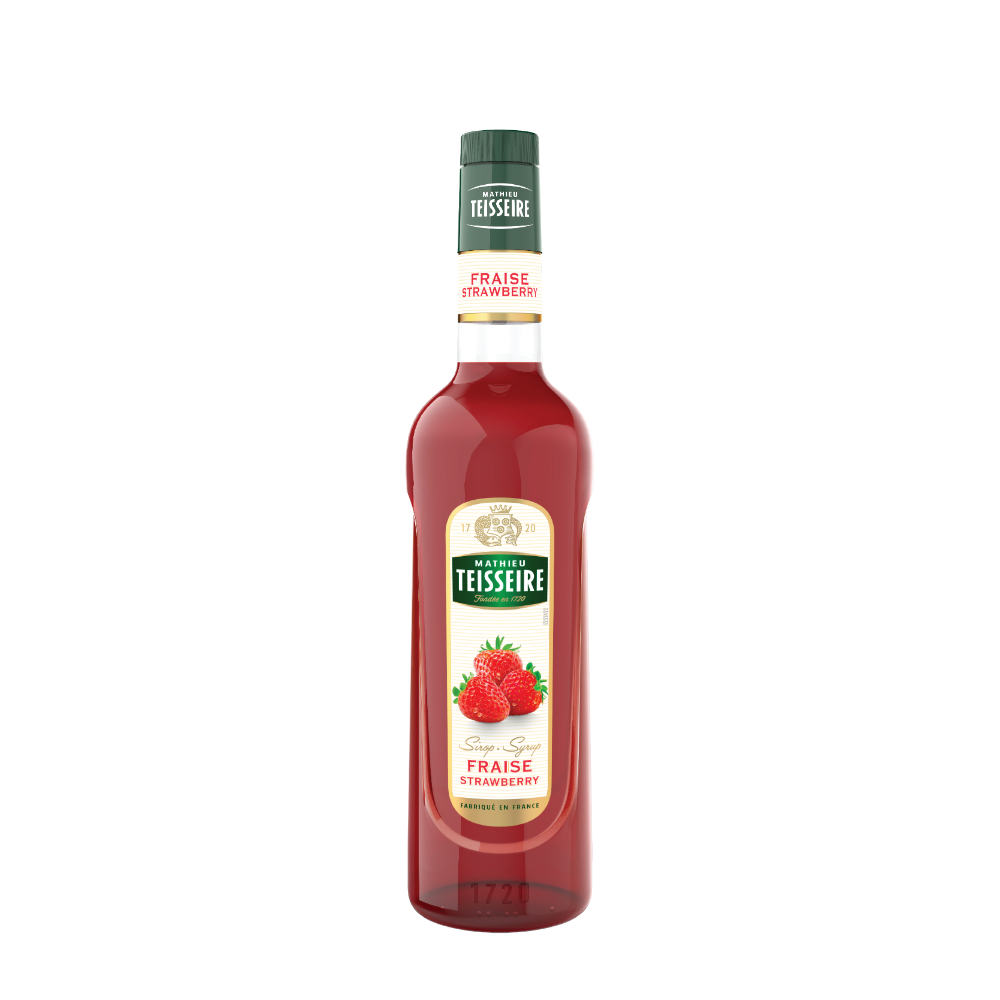 Teisseire Strawberry 700 ml.