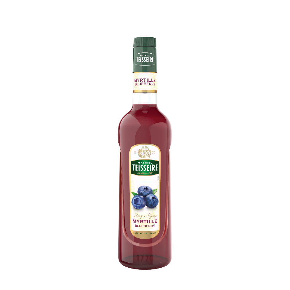 Teisseire Blueberry 700 ml.