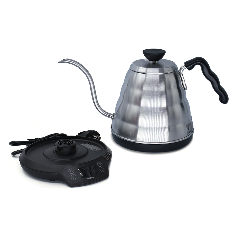 Hario V60 Power Kettle Buono with Temperature adjustment 0.8 L