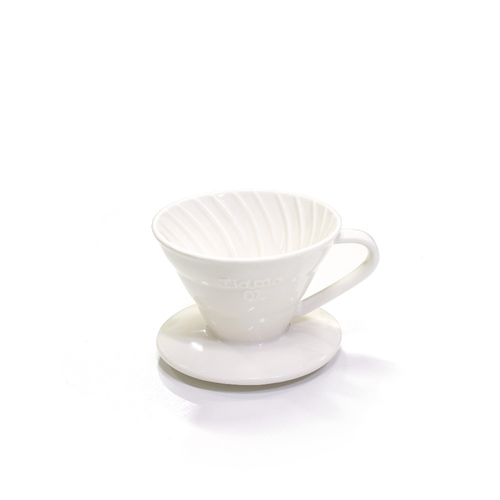 Tiamo Ceramic Coffee Dripper V01