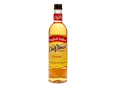 Davinci English Toffee [750 ml.]