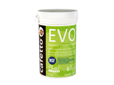 Cafetto EVO Clean 125 g.