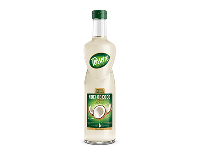 Teisseire Coconut 700 ml.