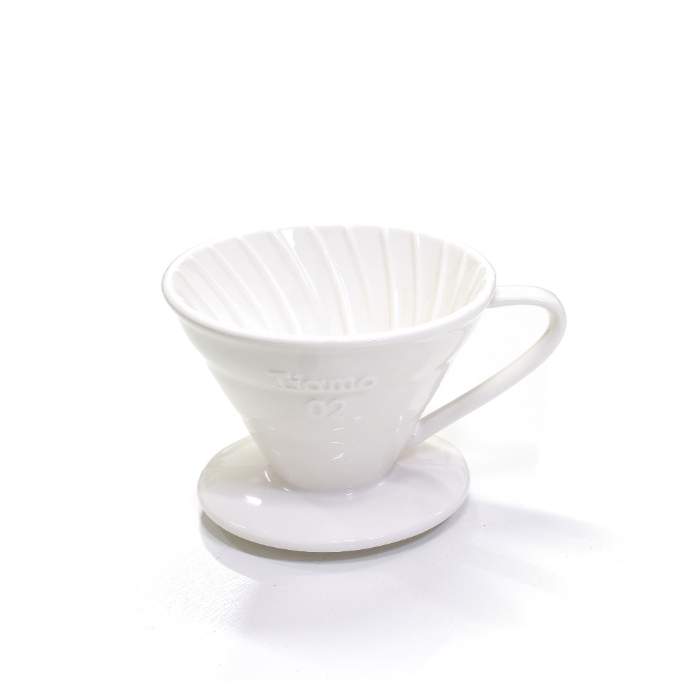 Tiamo Ceramic Coffee Dripper V02