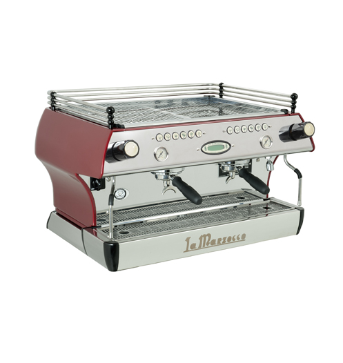 La Marzocco FB/80 AV 2 Gr. [Metallic Red]