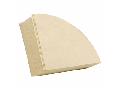 Unbleached Coffee Filter V02 Japan (100 pcs./bag)