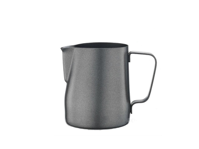 Tiamo Teflon Pitcher Art 300 cc. [Black]
