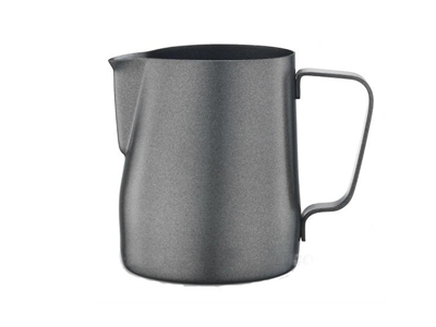 Tiamo Teflon Pitcher Art 600 cc.  [Black]