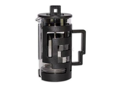 Tiamo French Press 3 Cups [Black]