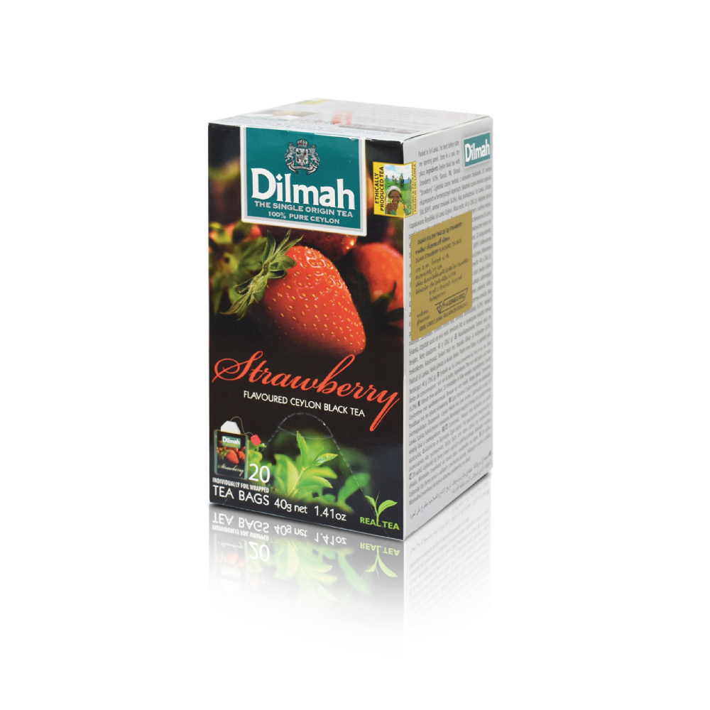 Dilmah Strawberry