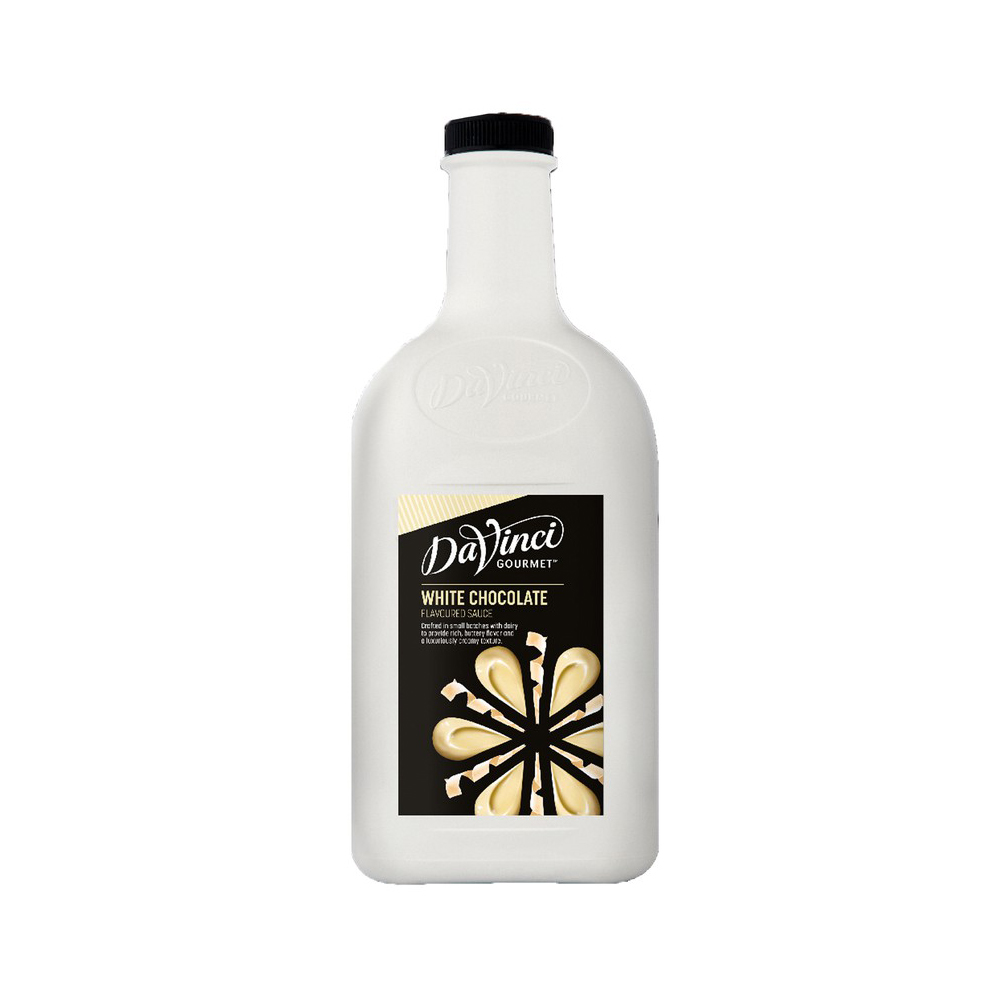 Davinci White Chocolate Sauce [2 L.]