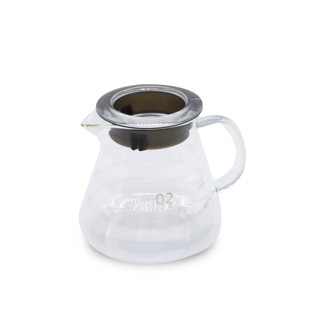 V60 Glass Range Server 600 ml. (V02)