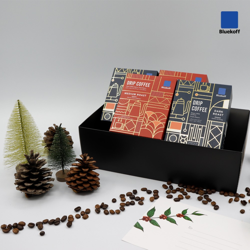 Bluekoff's Gift Box No.2
