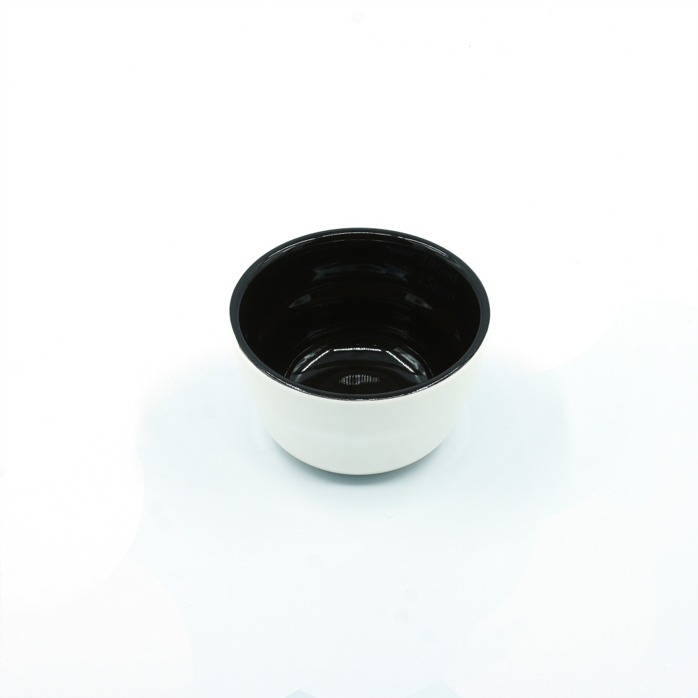 Tiamo Porcelain Cupping Bowl 200 ml. (6 cups/1 box)
