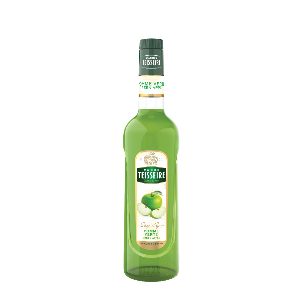 Teisseire Green Apple 700 ml.